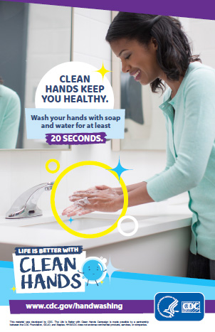 Clean Hands Poster Thumbnail