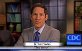 Dr. Tom Frieden in Handwashing: A Win for Everyone