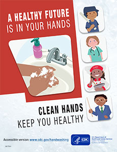 Rare image within free printable hand washing posters