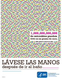 One trillion germs - spanish