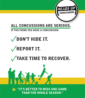 Post Concussion Return To Play In >> Returning To Sports And Activities Heads Up Cdc Injury Center