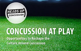 HEADS UP Playbook: Concussion at Play