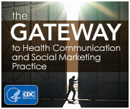 The Gateway to Health Communication and Social Marketing image.