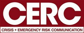 Crisis & Emergency Risk Communication logo