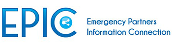Emergency Partners Information Connection logo
