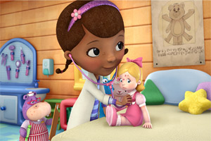 Disney Junior - Doc Mcstuffins