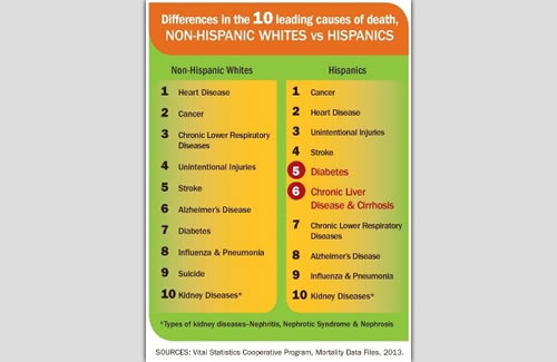 Cover image of Hispanic Health Vital Signs Report