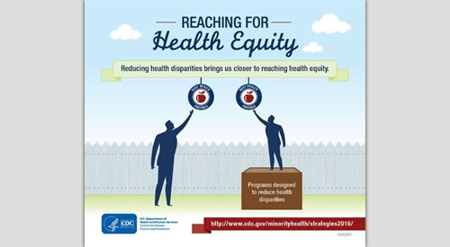 reaching for health equity cover image