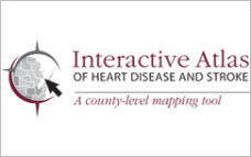 Interactive Atlas - Heart Disease and Stroke