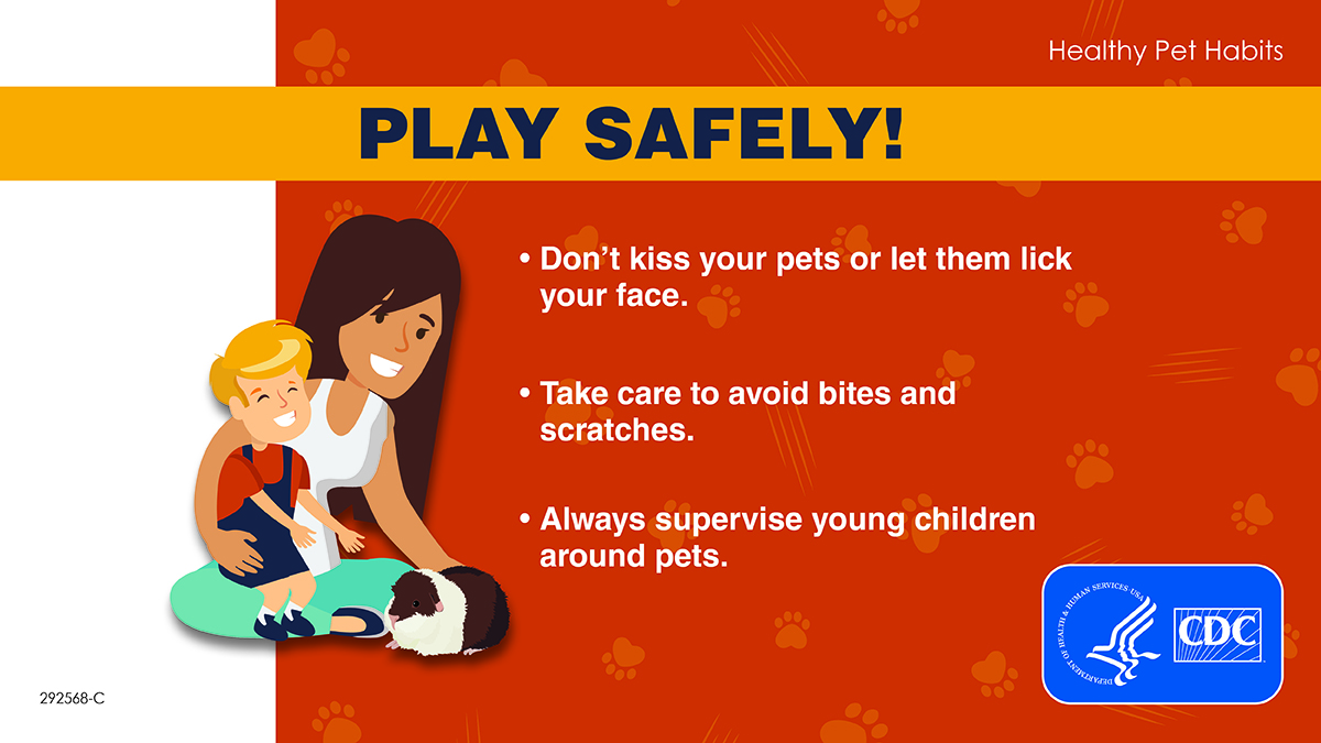 Social Media Graphic: Play Safely!