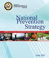 National Prevention Strategy report cover
