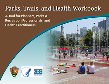 Parks, Trails, and Health Workbook cover
