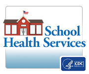 CDC School Health Services Web Badge