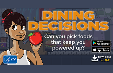 Dining Decisions Mobile App