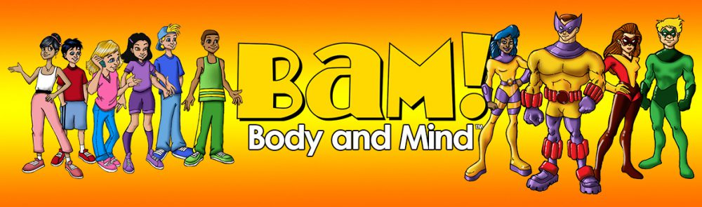 BAM! Body and Mind banner image