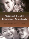 Cover: National Health Education Standards