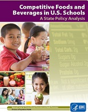 cover for Competitive Foods and Beverages in U.S. Schools