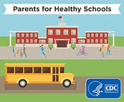 Parents for Healthy Schools web badge