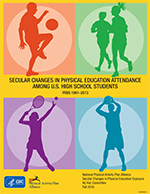 Secular Changes in Physical Education Attendance Among US High School Students, YRBS 1991–2013