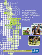 cover of Comprehensive School Physical Activity Program (CSPAP)