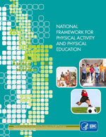 cover of National Framework for Physical Activity and Physical Education
