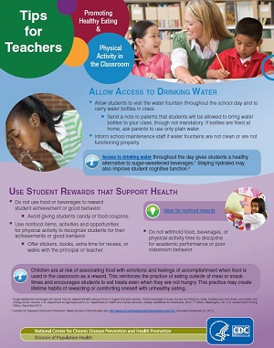 School Health Guidelines | Healthy Schools | CDC