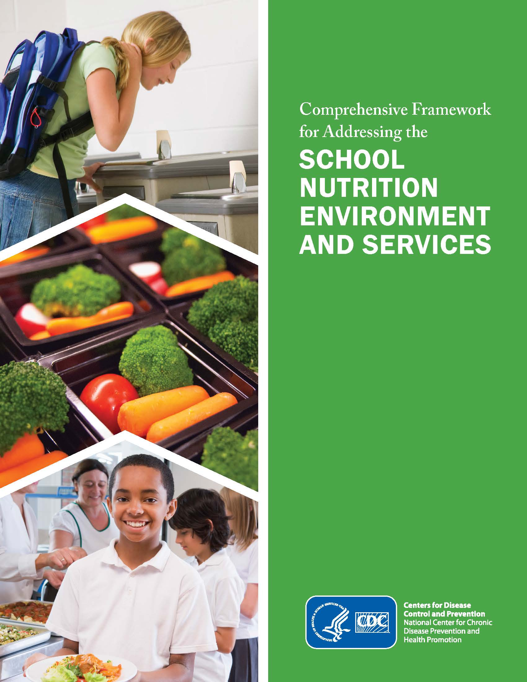 Comprehensive Framework for Addressing the School Nutrition Environment and Services cover image