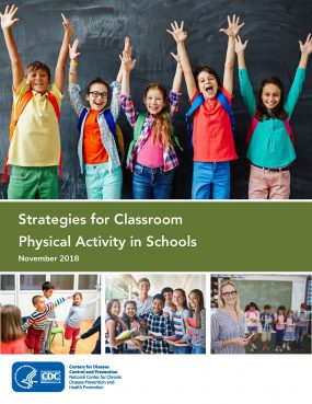 Strategies for Classroom Physical Activity in Schools cover image