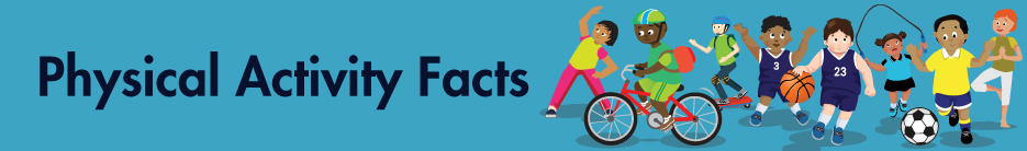 Physical Activity Facts banner image