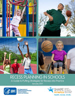 CDC Recess Planning in Schools Cover Image