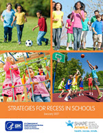 CDC Strategies for Recess in Schools Cover Image
