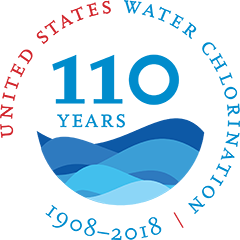 United States Water Chlorination - 110 Years