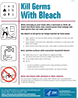 Kill Germs With Bleach