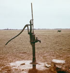 Photo: well pump
