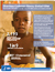 Africa cover of the Global Diarrhea Burden Fact Sheet featuring a little african boy