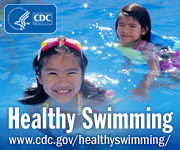 A button image for CDC's Healthy Water website.