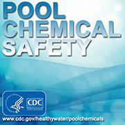 A button image for CDC's pool chemical safety page.