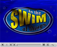 "Image excerpt from the ""In the Swim of Things"" video showing the logo."