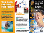 A thumbnail image of the Healthy Swimming brochure