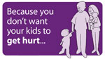 Graphic: Because you don't want your kids to get hurt...