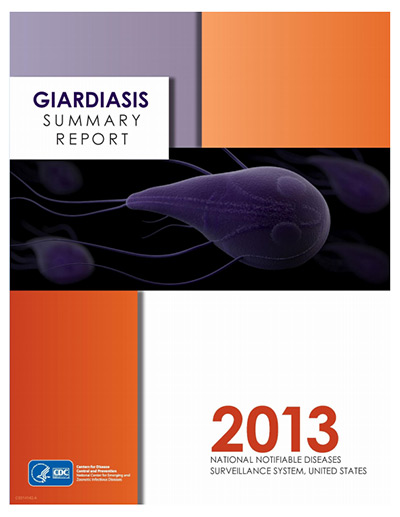 Giardiasis summary report 2013