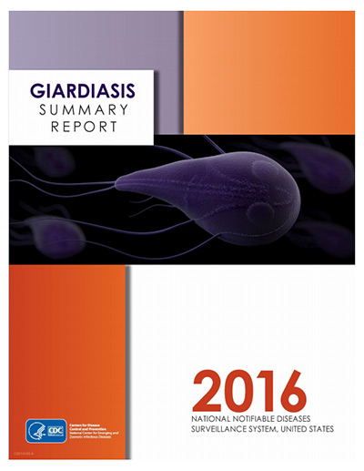 Giardiasis summary report 2016