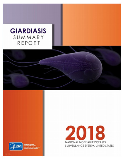 Giardiasis summary report 2018