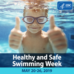 Healthy and Safe Swimming Week 2019 - Facebook