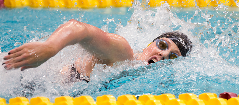 missy franklin swimming in the Olympics