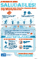 Make a healthy splash factsheet (spanish)