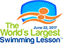 Worlds Largest Swimming Lesson
