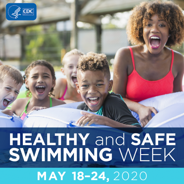 Healthy and Safe Swimming Week 2020