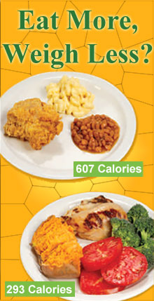Eat More weight less image
