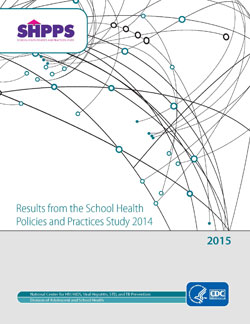 SHPPS 2014 Cover image - SHPPS 2014 results dated 2015